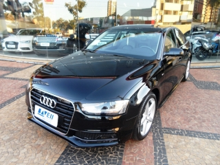 AUDI A4 LM ATTRACTION 1.8