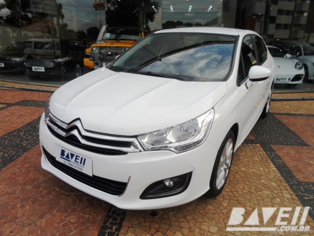 CITROEN C4 LOUNGE ORIGINE 1.6