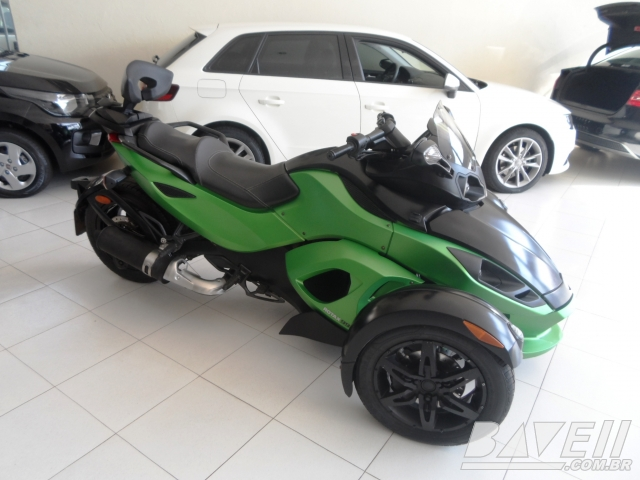 BRP CAN AM SPYDER RS S