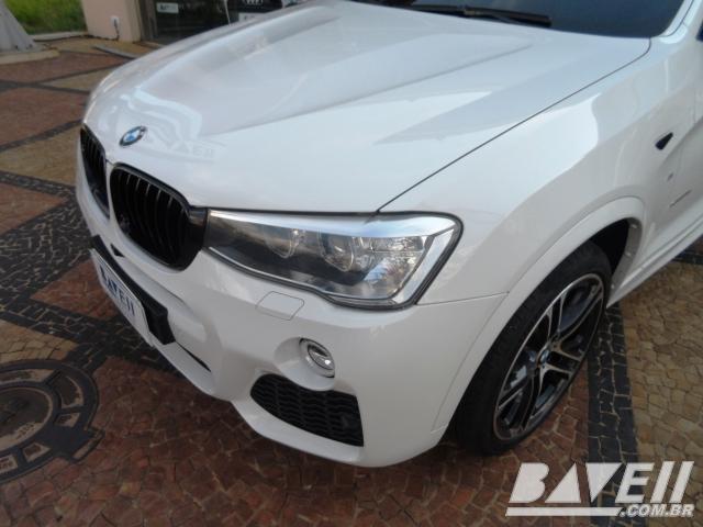 BMW X4 XDRIVE 35I M SPORT 3.0
