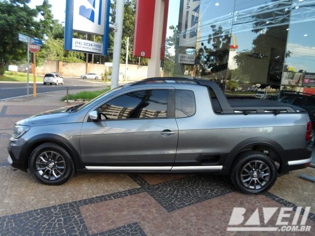 VW SAVEIRO CROSS CE 1.6 MEC